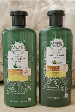 Herbal Essences 13.5 Oz Bio Renew Potent Alone & Hemp Shampo