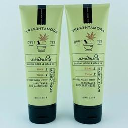 2-Pack Bath & Body Works Aromatherapy RESTORE Sage & Mint He