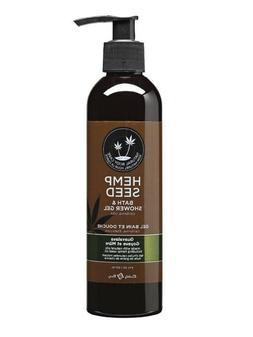 Earthly Body 8oz. Bath & Shower Gel