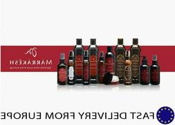 argan and hemp oil therapy hair products
