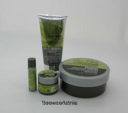 THE BODY SHOP Hemp - Choose BODY BUTTER ~or~ HAND CREAM ~or~
