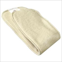 Hemp / Cotton Inserts for Baby Cloth Diapers
