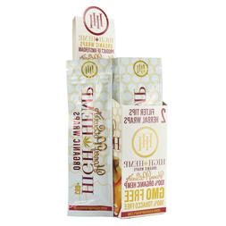 High Hemp Honey Pot Swirl Organic Wraps