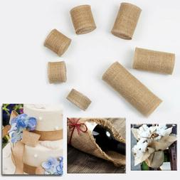 chic jute burlap wedding party decor diy