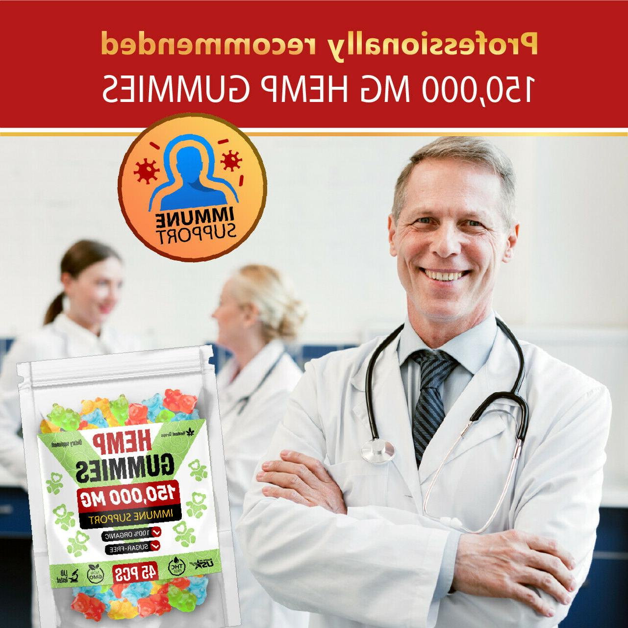 150,000 MG for Pain & - Booster