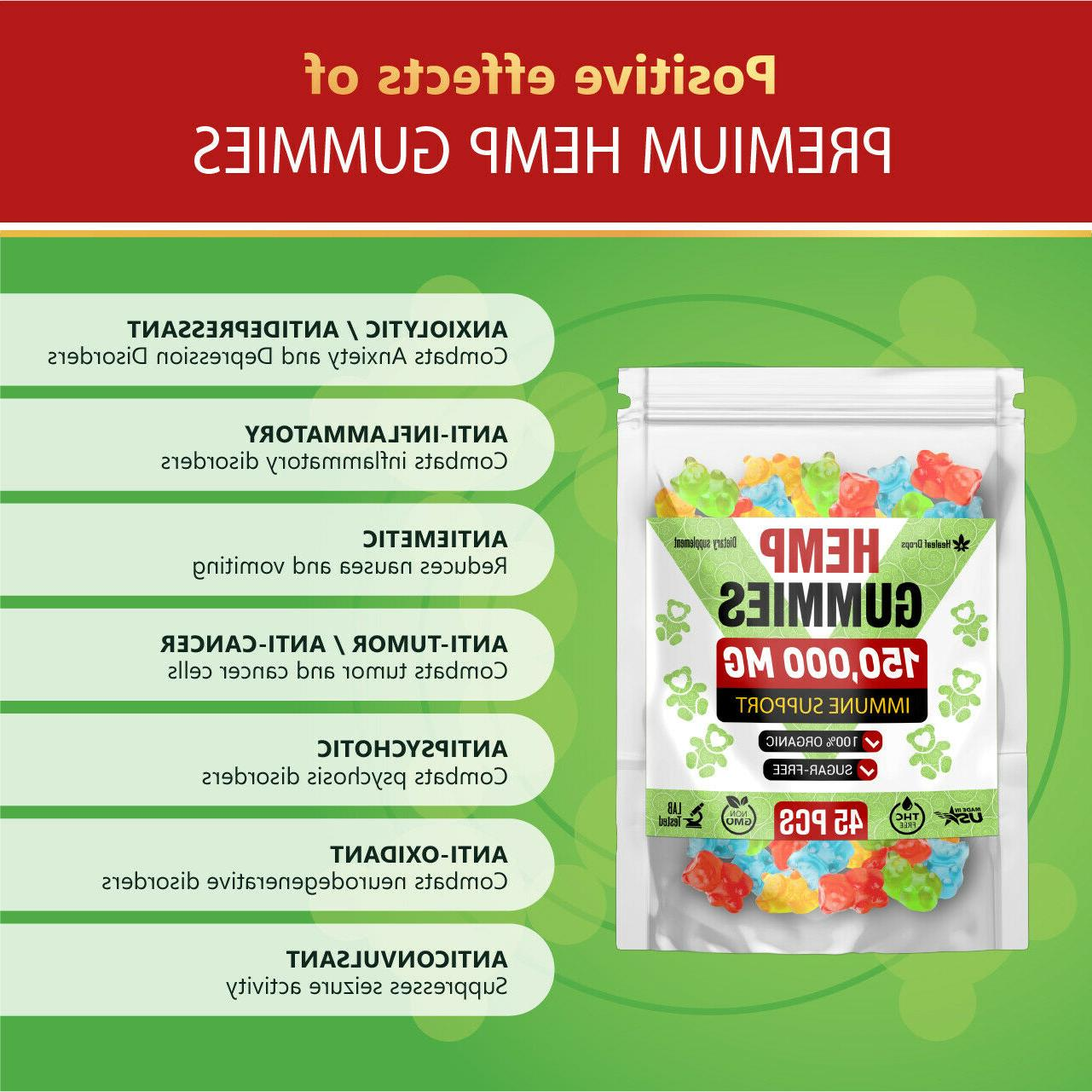150,000 MG for Pain & - System Booster
