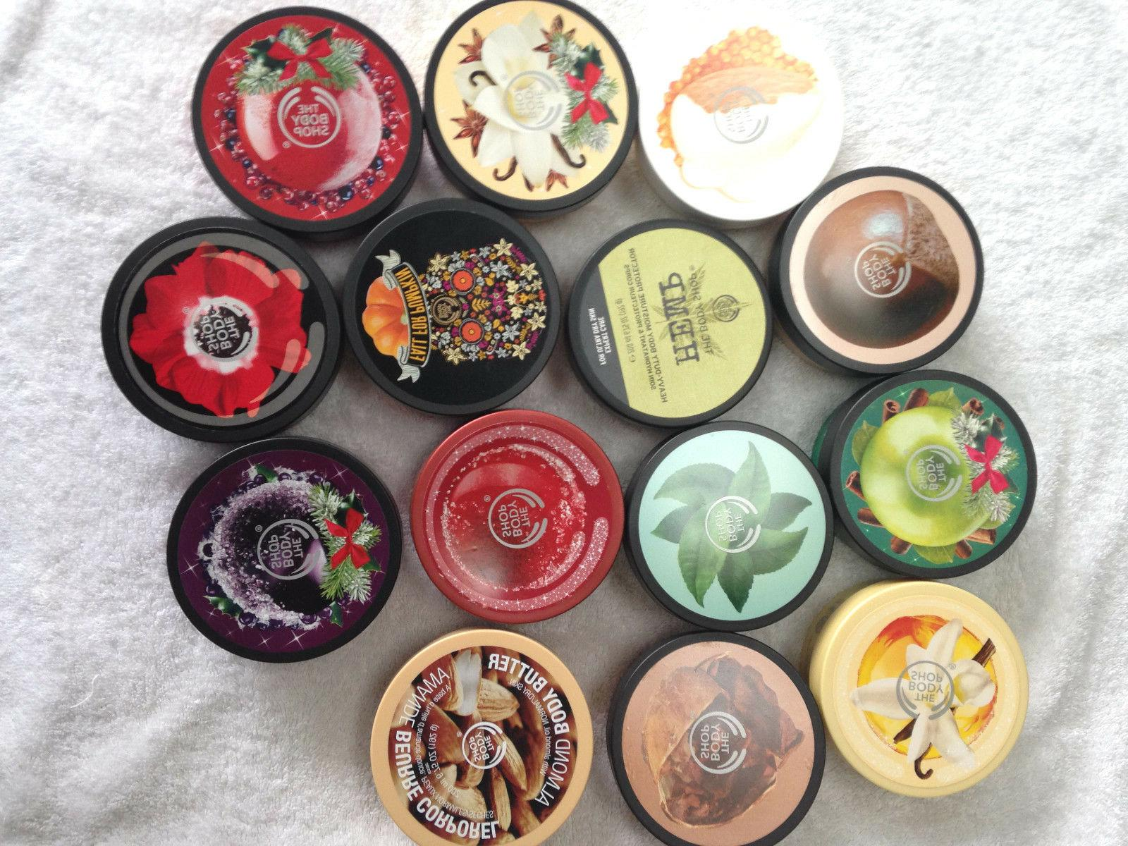 body butter 200 ml choose any one