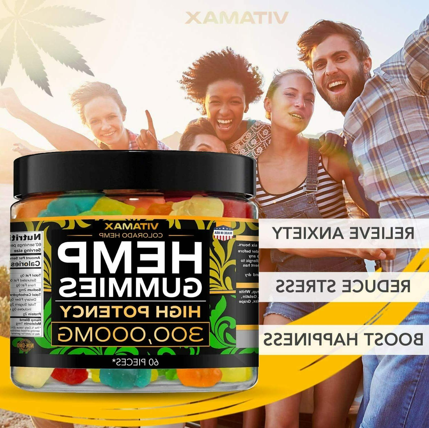 Hemp for Stress Relief - Great &