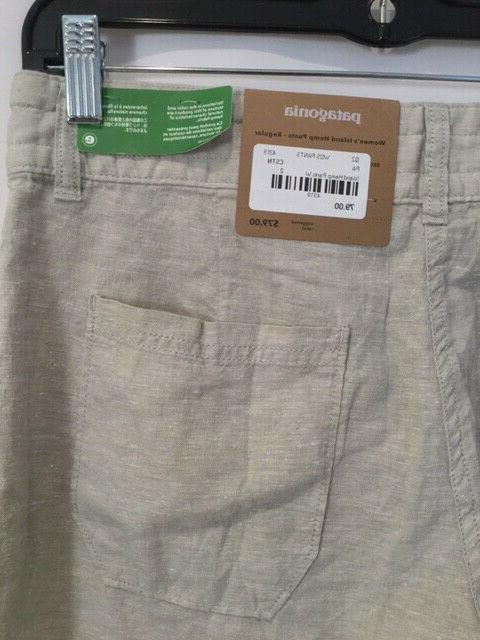 NEW Patagonia Women's Hemp Stone