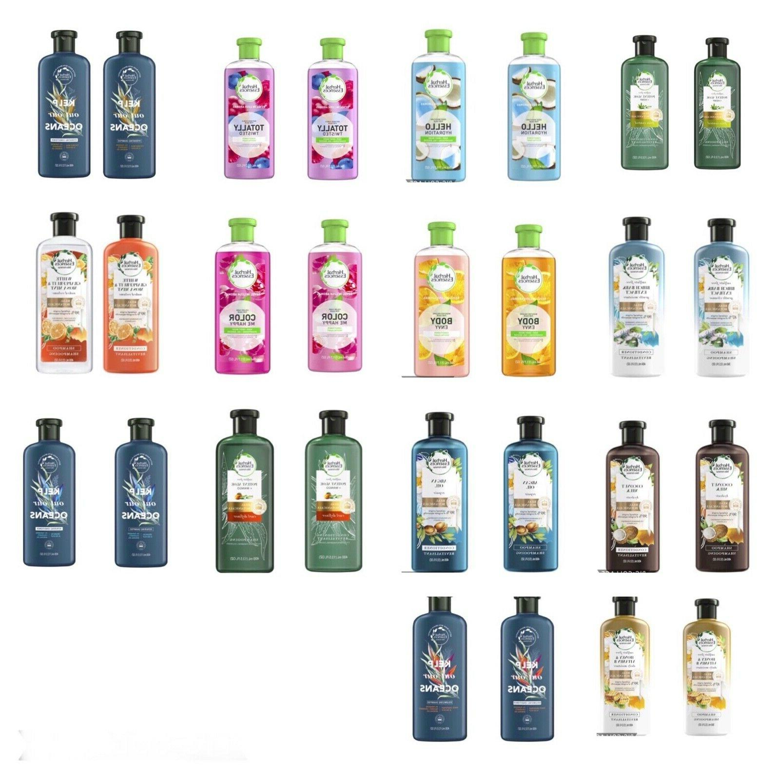 shampoo and conditioner sets full size choose
