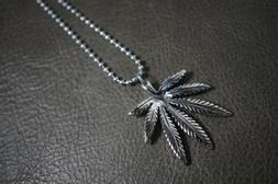 Marijuana Weed Cannabist Freedom Hemp Smoke Free Pendant Key