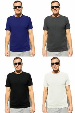 Men's Hemp & Organic Cotton Blend T-Shirts by Hemptopia - Ch