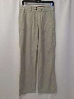 new women s island hemp pants size