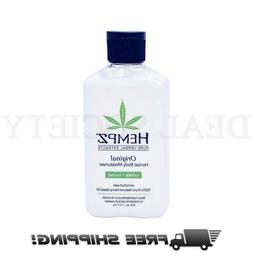 Hempz Organic Hemp Original Herbal Body Moisturizer Lotion -