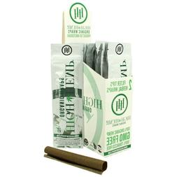High Hemp Organic -  Natural  - Full Box 25 Pouches