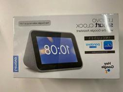 Lenovo Smart Clock w/ Google Assistant   **SEALED** **FREE S